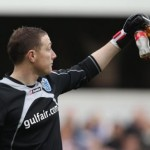 Paddy Kenny+Blue WKD+Iphone = whoops