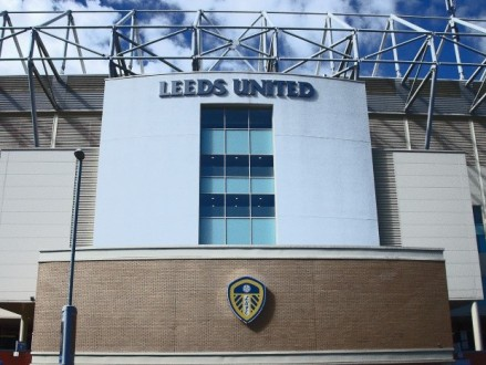 Who is the Ringleader at the Elland Road Circus