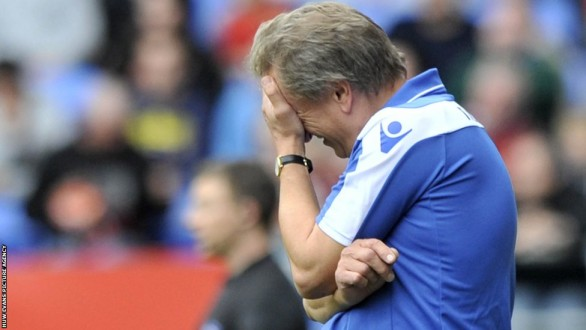warnock despair