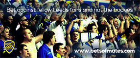Bet against fellow Leeds fans