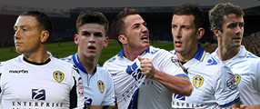 Leeds United's 2013 Player of the Year