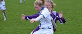 Leeds United Ladies Player Profile – Erin White and Danielle Witham
