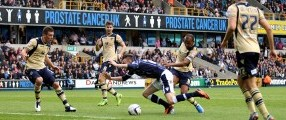 View from the opposition - Millwall