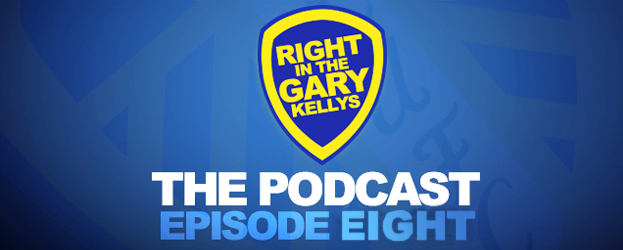 Right in the Gary Kelly's Podcast - 'The Italian Job'