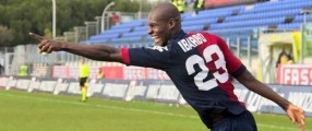 Could Cagliari's Victor Ibarbo be heading to Leeds?