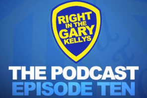 Right in the Gary Kelly's Podcast – Must Stay Positive