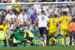 Leeds finish the season with a point at Deepdale