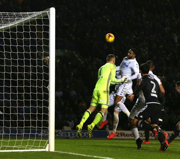 Bartley goal v Brentford