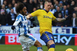 Derby day disappointment as Hefele sinks Leeds late on