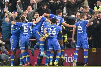 Aston Villa v Leeds UnitedEFL Sky Bet Championship29/12/2016.